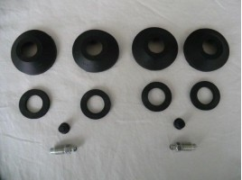 KIT GOMMINI PINZE POST FULVIA 33 MM