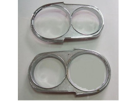HEADLIGHT Chrome FRAME Fulvia