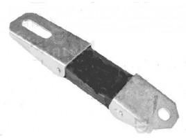 Supporto tubo scarico centrale Lancia Beta