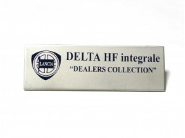 "Delta HF integrale frieze ""dealer's collection"""