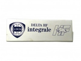 Delta HF Integrale frieze mm. 102x33