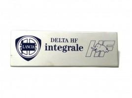 Fregio Delta HF Integrale mm.102x33