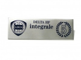 Frieze Delta HF integrale 5 mm 102x33 series.