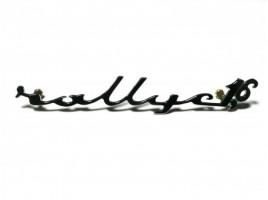 Written rallye 1.6 170 mm chrome