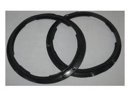 INNER RING GASKET HEADLIGHT right and left to Fulvia Coupe