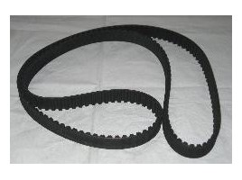 Delta timing belt