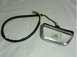 FULVIA COUPE NUMBER PLATE LIGHT '