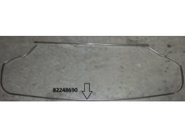 EDELSTAHL PROFIL DORSALE PLATTE FULVIA COUPE