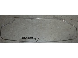 STAINLESS STEEL PROFILE DORSAL PLATE FULVIA COUPE