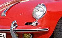 Classic Porsche spare parts
